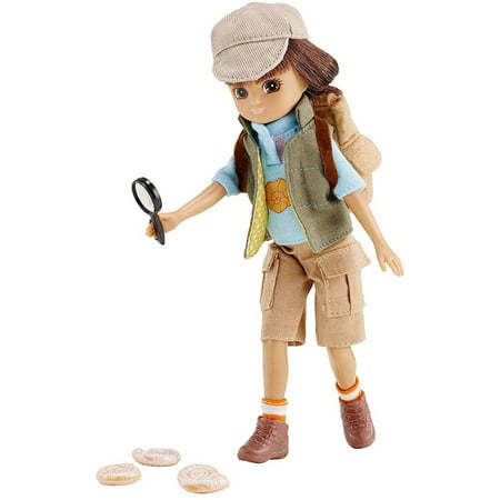Lottie Dolls Fossil Hunter - Lottie Doll