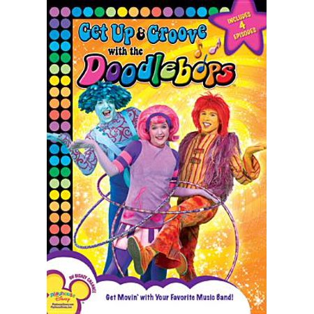 Doodlebops: Get Up And Groove With The Doodlebops (Lets Get Fucked Up On The Town)