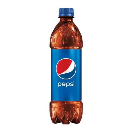 (4 Pack) Pepsi Soda, 16.9 fl oz Bottles, 6 Count](Cola Pepsi Halloween)