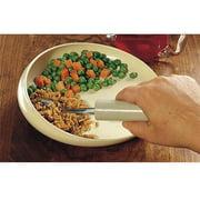 White Round Scoop Dish