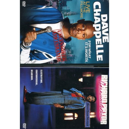 Dave Chapelle: For What It's Worth/Richard Pryor: Here And Now (Full Frame, Widescreen)