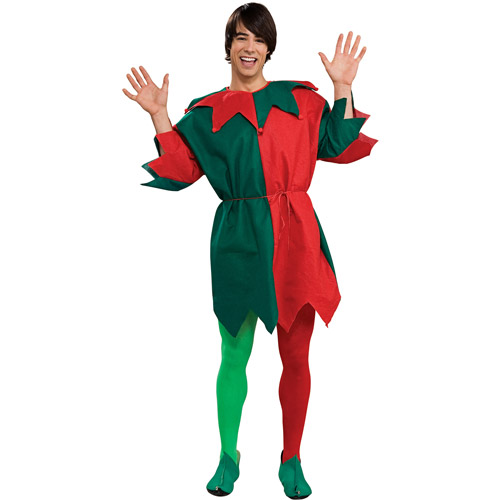 Adult Elf Tunic Costume - One Size
