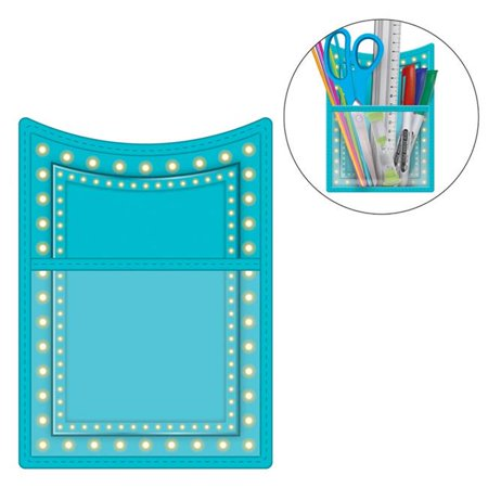 Teacher Created Resources TCR20707 Marquee Magnetic Storage Pocket (Teachers Store)