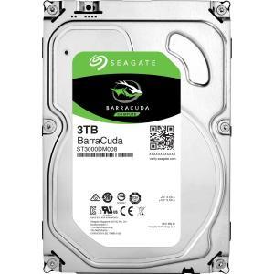 3TB BARRACUDA SATA 7200 RPM 64MB 3.5IN (Best 3tb Hard Drive)