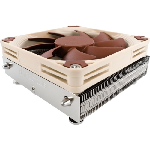 "Noctua Nh-l9i Cooling Fan/heatsink - 1 X 3.62"" - 2500 Rpm - Sso2 Bearing - Socket H3 Lga-1150, Socket H2 Lga-1155, Socket H Lga-1156, Socket Am2+ Pga-940, Socket Am3+, Socket Fm1, Socket Fm2 (133604)"