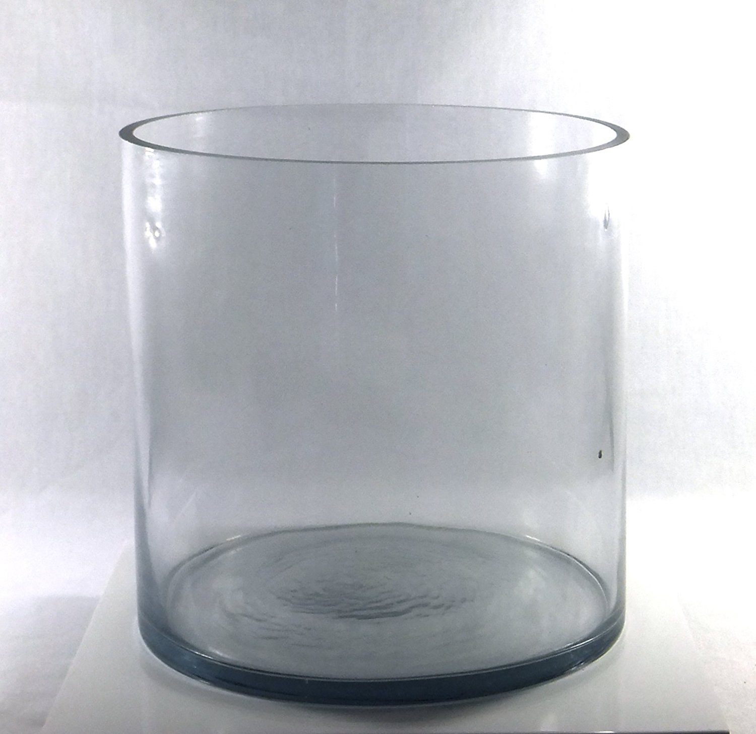 8 inch round large glass vase 8 clear cylinder oversize 8 inch round large glass vase 8 clear cylinder oversize centerpiece 8x8 candleholder walmart reviewsmspy