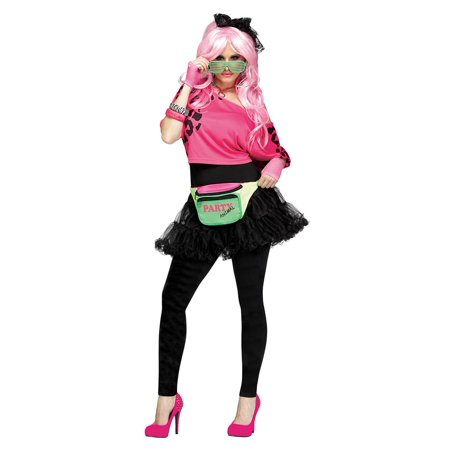 80's Party Animal Fanny Pack Costume Accessory](80's Themed Birthday Party)