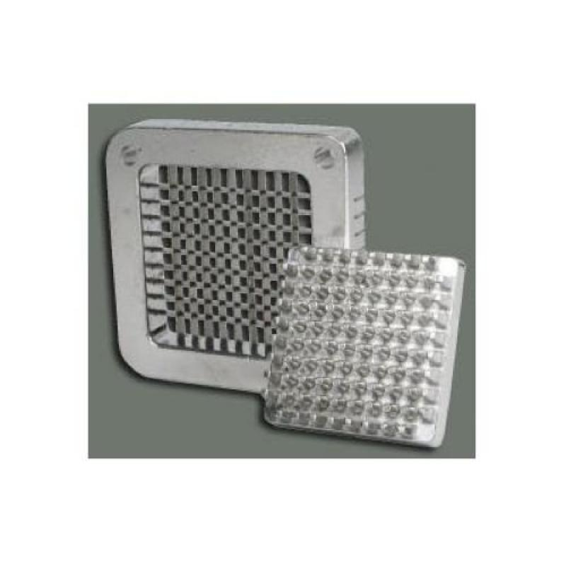 Winco Pusher Block Only - for FFC-500 French Fry Cutter -- 1 each.