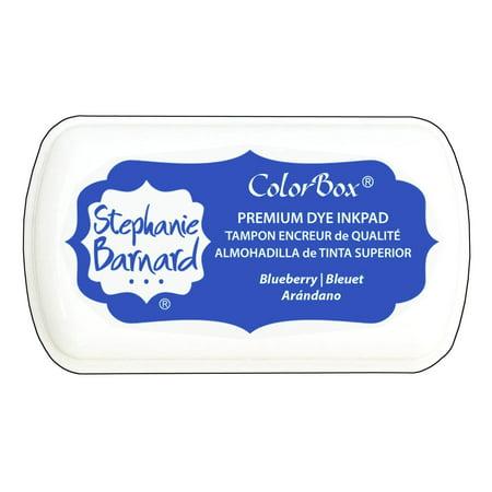 Colorbox Prem Dye Ink Pad SBarnard Mini Blueberry (Blueberry Dye)