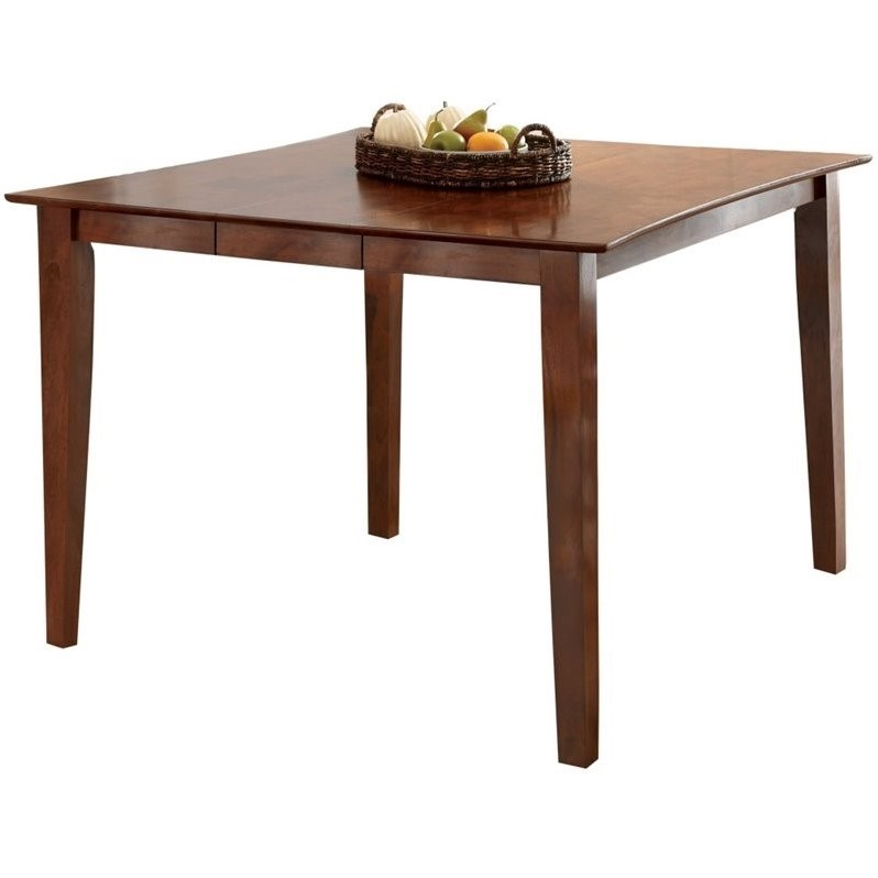 Tall Dining Tables Jofran Counter Height Square Storage