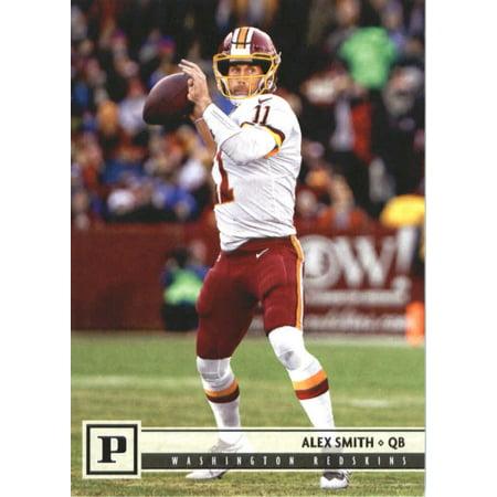 2018 Panini #291 Alex Smith Washington Redskins Football Card