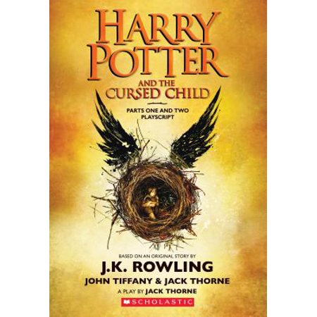 Harry Potter and the Cursed Child, Parts One and Two: The Official Playscript of the Original West End Production - Harry Potter With Glasses