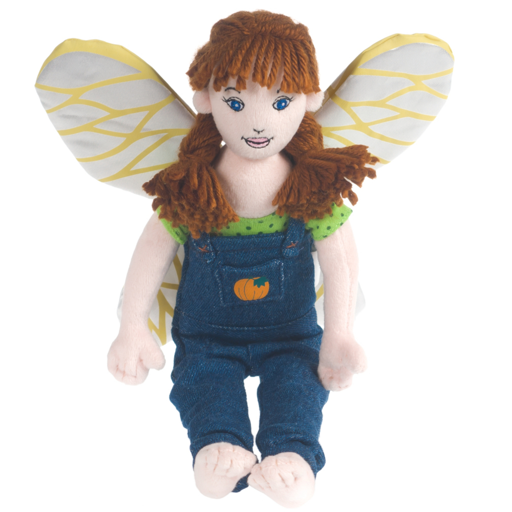 Constructive Eating Charlie Garden Fairy Plush Doll