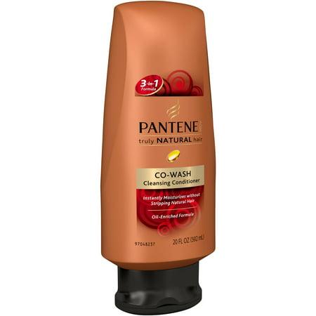 pantene for natural black hair