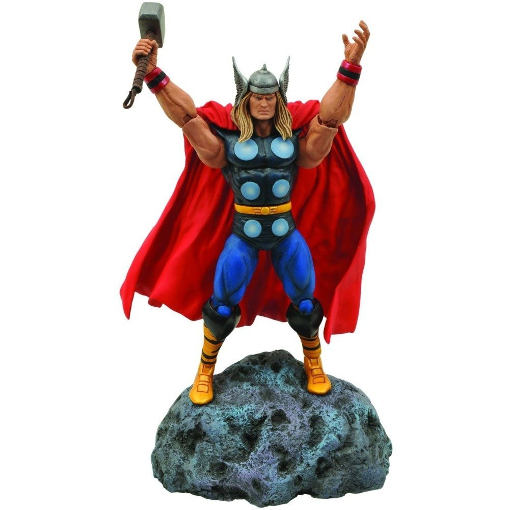 Diamond Select Toys Marvel Select Classic Thor Action Figure