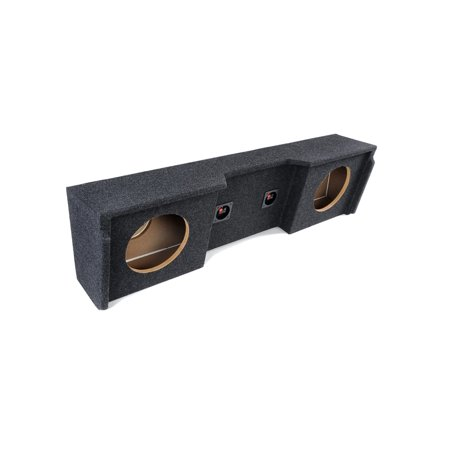 Atrend A152-12CP Bbox Series Subwoofer Boxes for GM Vehicles (12