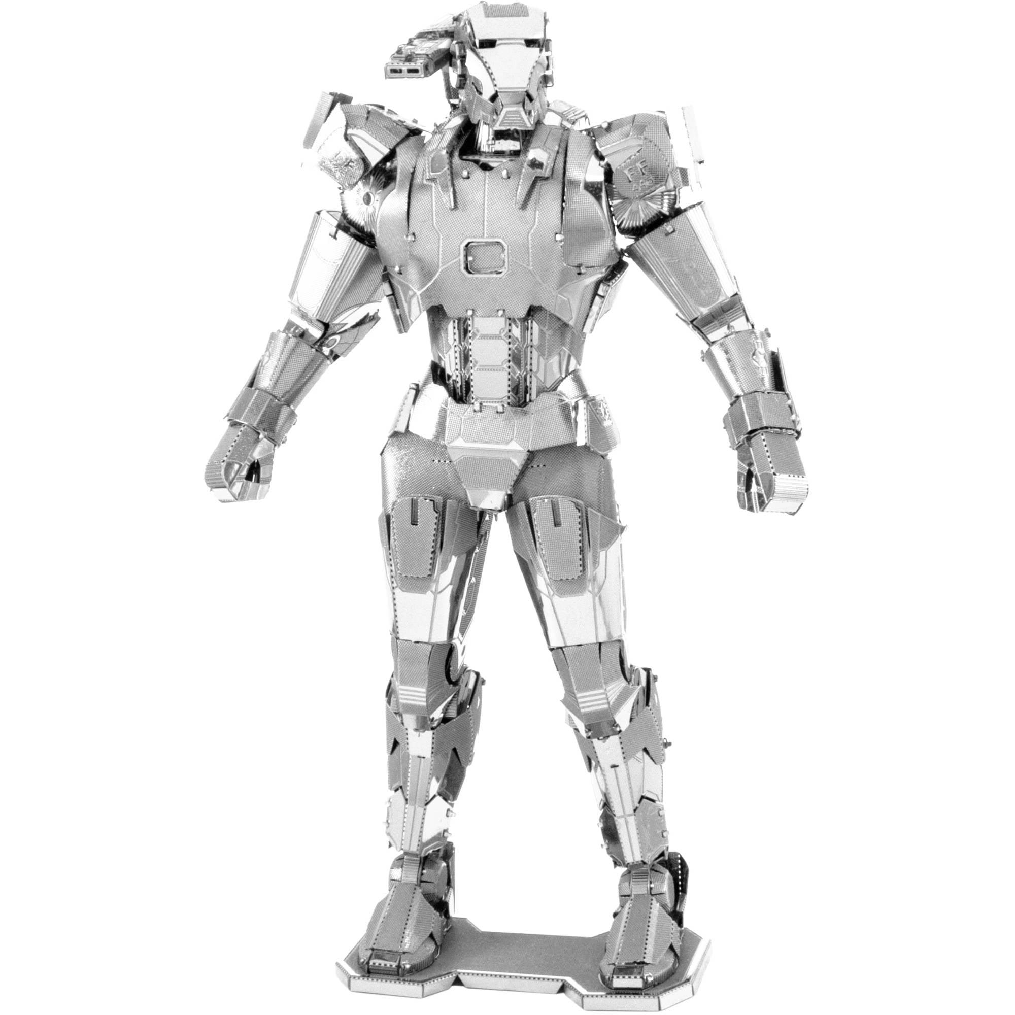 Metal Earth 3D Laser Cut Model, Marvel Avengers War Machine