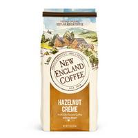 New England Coffee Hazelnut Creme, 22 Oz.