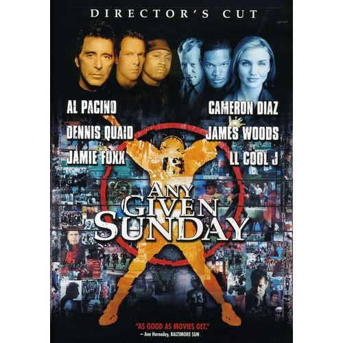 Any Given Sunday (Director's Cut) (Widescreen)
