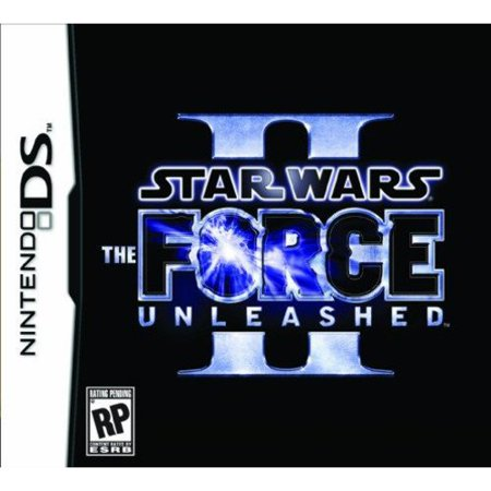 Star Wars Force Unleashed 2 (DS)