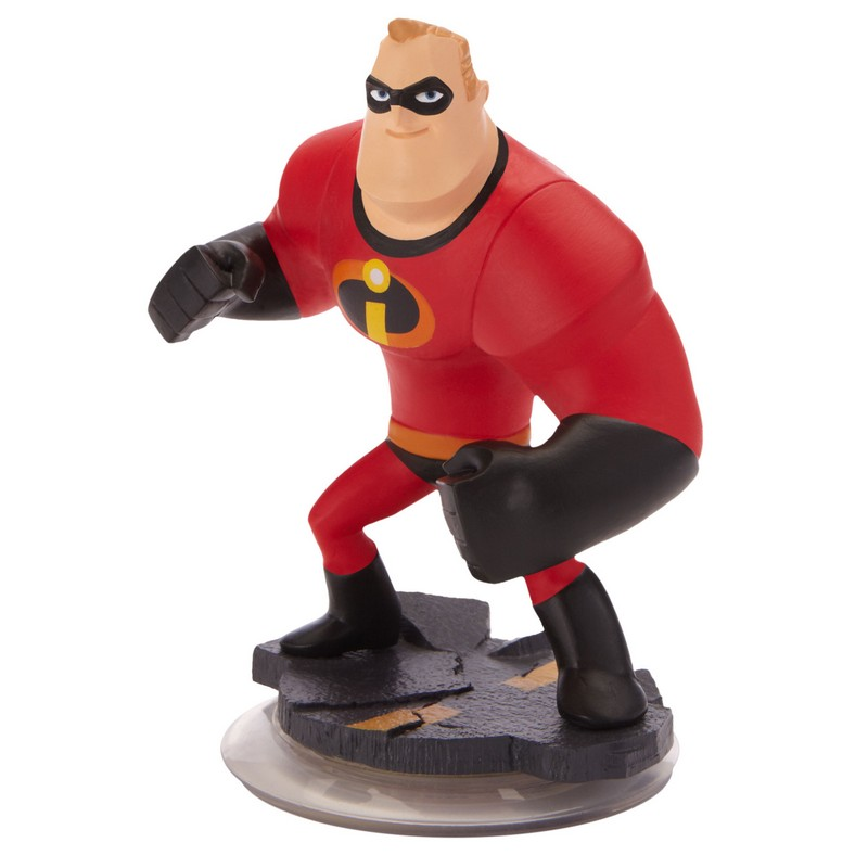 Mr. Incredible Disney Infinity Figure by