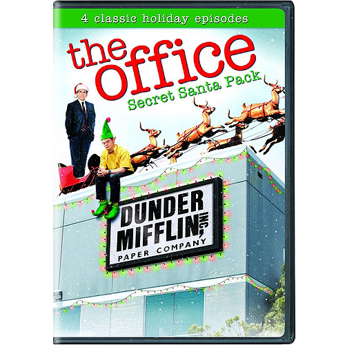 OFFICE-SECRET SANTA PACK (DVD) (ENG SDH/SPAN/WS/1.78:1)