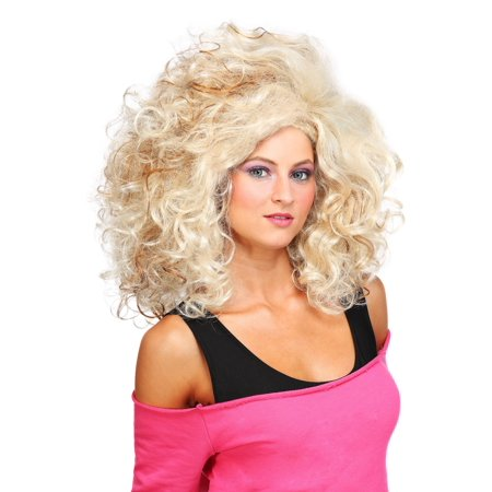 80's Glamour Women's Wig - 80s Wigs
