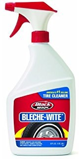 Black Magic Bleche-Wite Tire Cleaner, 32 oz. by Black Magic