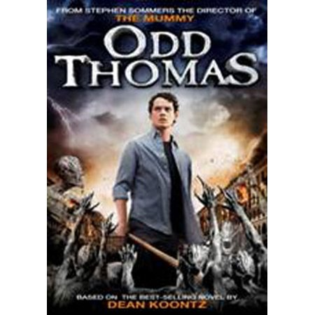 Odd Thomas Dvd Walmartcom