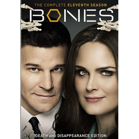 Bones: The Complete Eleventh Season (DVD) - Bone Chillers Dvd