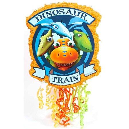 Dinosaur Train Pull String Pinata Walmartcom