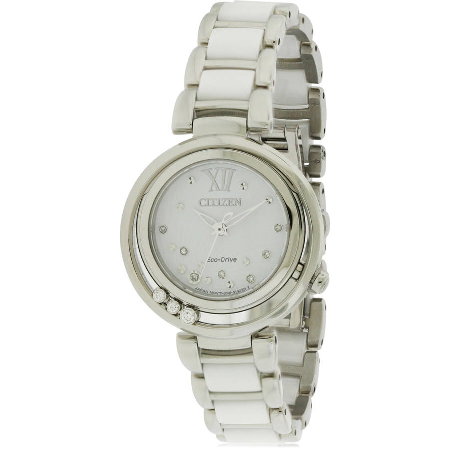 Citizen Eco-Drive L Sunrise Women's Watch, EM0320-83A