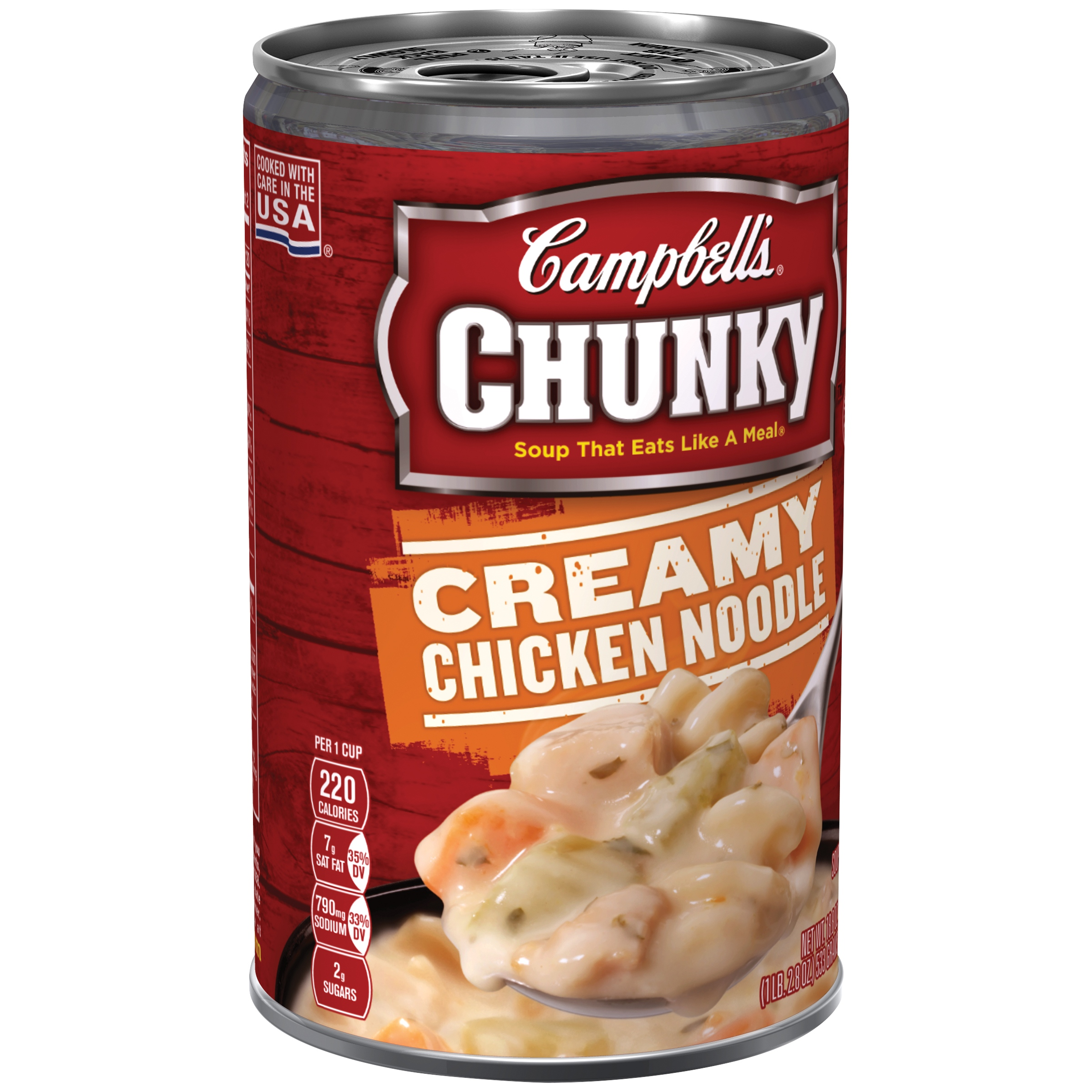 Campbell's Chunky Creamy Chicken Noodle Soup, 18.8 oz by Campbell Soup Company