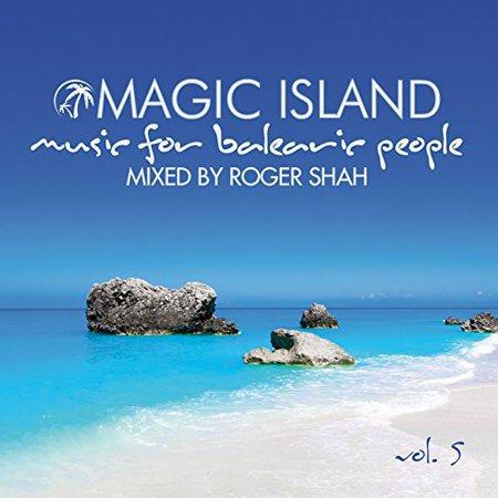 Roger Shah   Magic Island 5  Cd