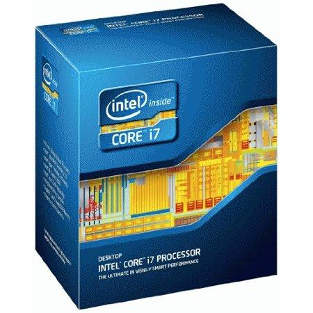 Intel Core i7-2600 Quad-Core Processor 3.4 GHz 8 MB Cache LGA 1155 -