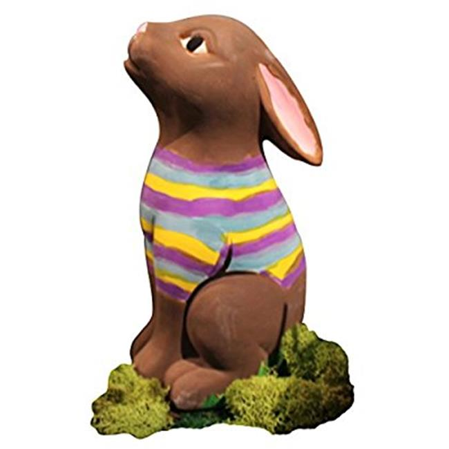 Sassafras 22244BY paint your own garden bunny