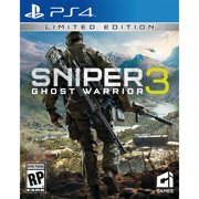 City Interactive Sniper: Ghost Warrior 3 - Pre-Owned (PS4)