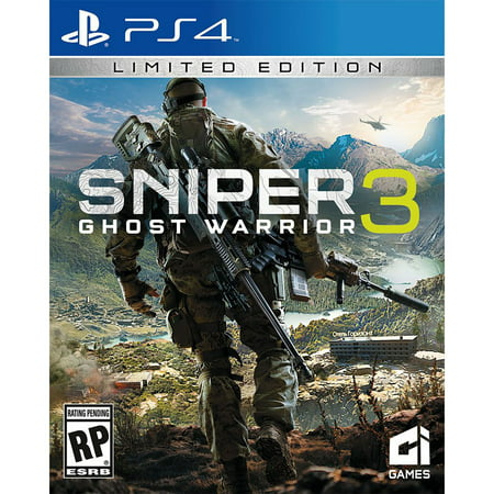 City Interactive Sniper: Ghost Warrior 3 - Pre-Owned (The Best Sniper Games)