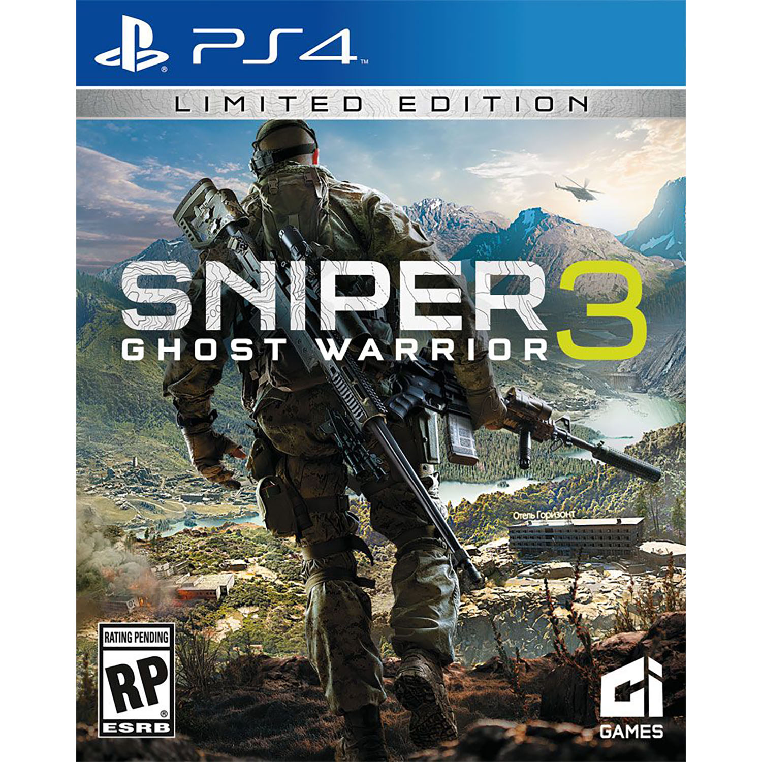 Sniper: Ghost Warrior 3 - Pre-Owned (PS4)