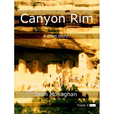 - Canyon Rim - eBook