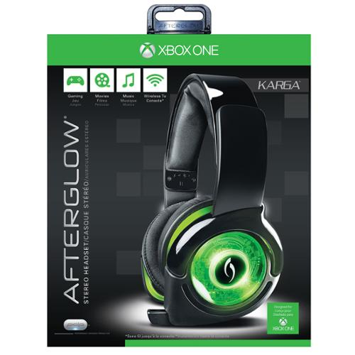 Pdp Afterglow Xbox One Wired Headset -green