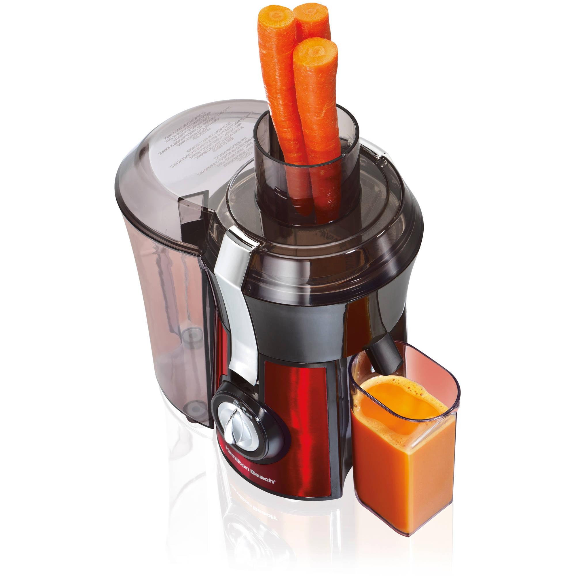 Hamilton Beach Big Mouth Juice Extractor | Model# 67606-MX