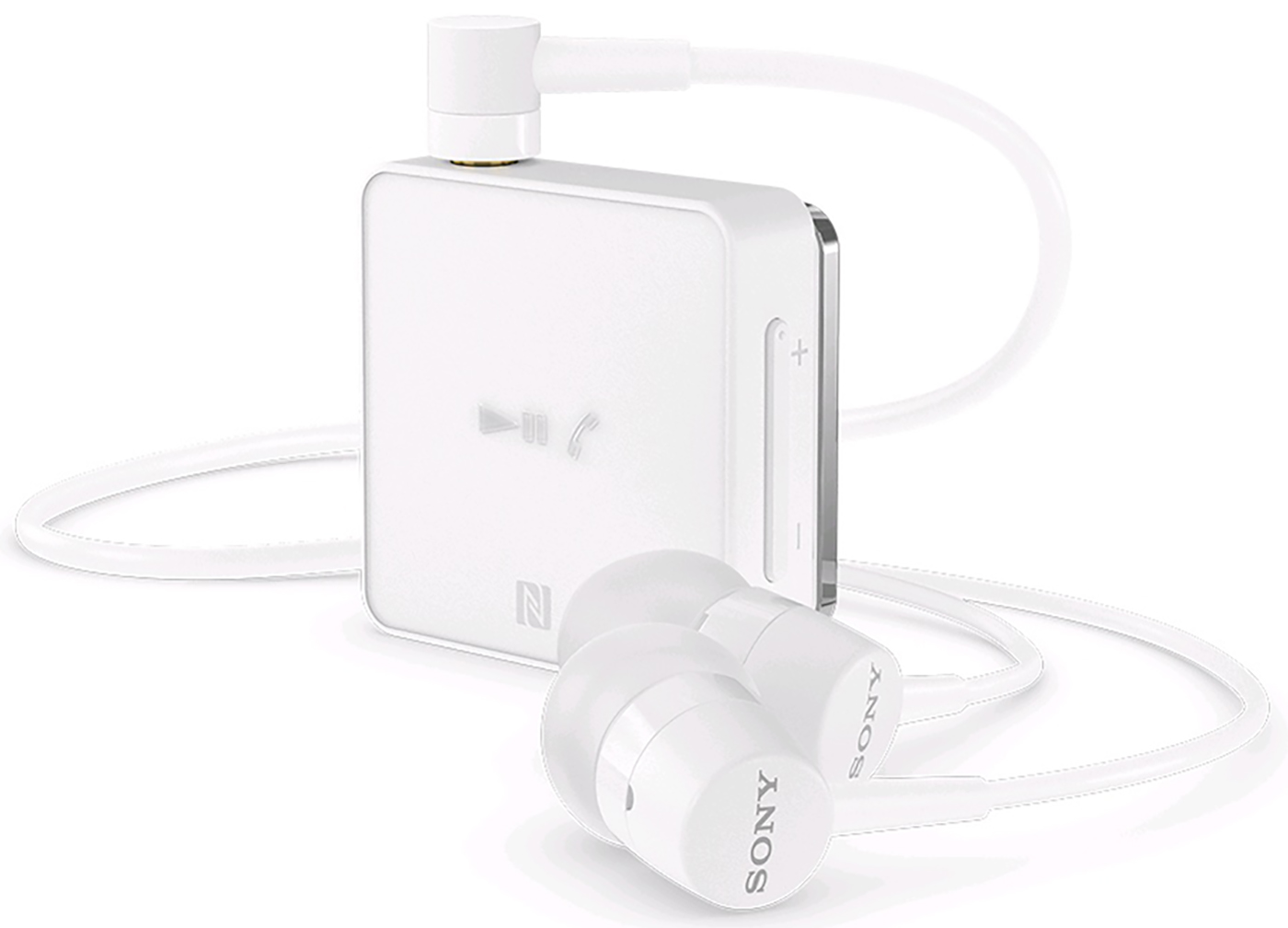 Sony Stereo Bluetooth Headset Sbh24 White Walmart Com Walmart Com