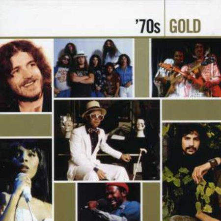 70's: Gold / Various (CD) - Halloween Albums From The 70's