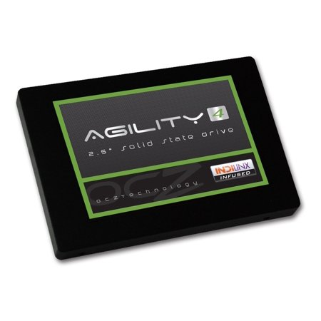 OCZ Technology 512GB Agility 4 Series SATA 6Gb/s 2.5-Inch Solid State Drive( SSD) With Up to 420 MB/s Read And 85K Max.IOPS- AGT4-25SAT3-512G