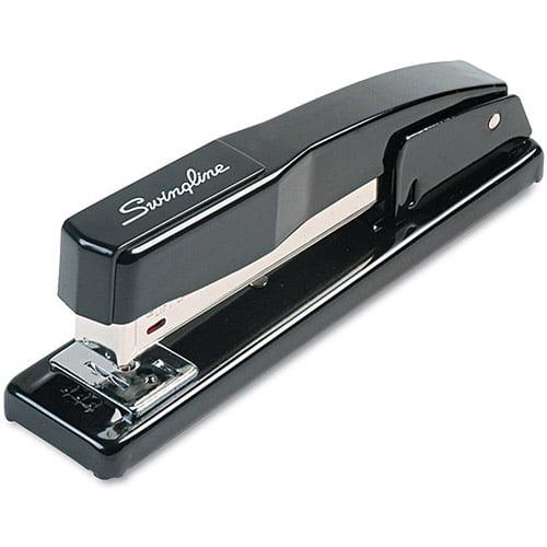 Swingline Commercial Desk Stapler, 20-Sheet Capacity, Black