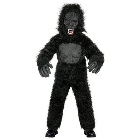 Kids Gorilla Costume - Youth Gorilla Costume