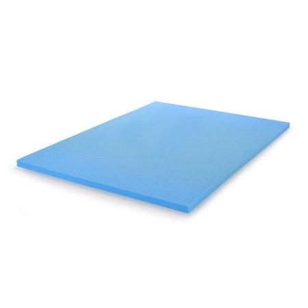 stock of memory foam mattress pad walmart