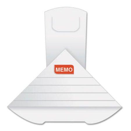 Quality Park Write On Xl Memo Deltaclip   X Large   15 Sheet Capacity   White  46058