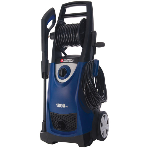 Campbell Hausfeld  1800 PSI Electric Pressure Washer with Hose Reel, PW1835